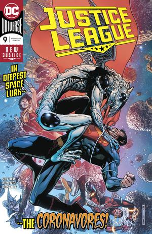 Justice League #9 - State of Comics