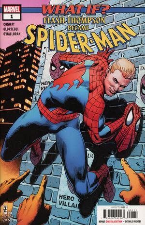 What if Spider-Man #1