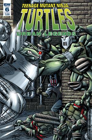 TMNT Urban Legends #6