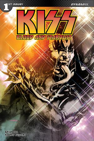 Kiss Blood and Stardust #1