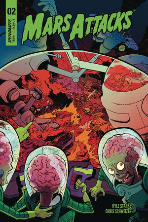 Mars Attacks #2