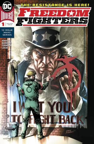 Freedom Fighters #1 (of 12) - State of Comics