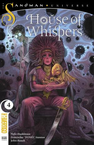 Sandman Universe House of Whispers #4