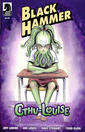 Black Hammer Cthu-Louise #1 - State of Comics
