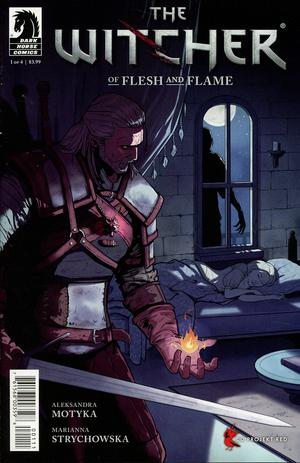 Witcher of Flesh & Flame #1
