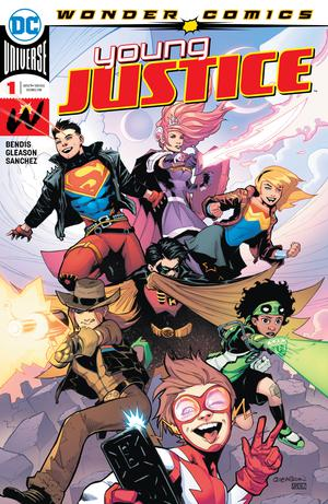 Young Justice #1 - State of Comics