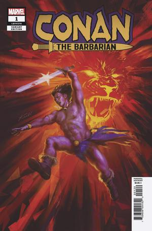 Conan the Barbarian #1