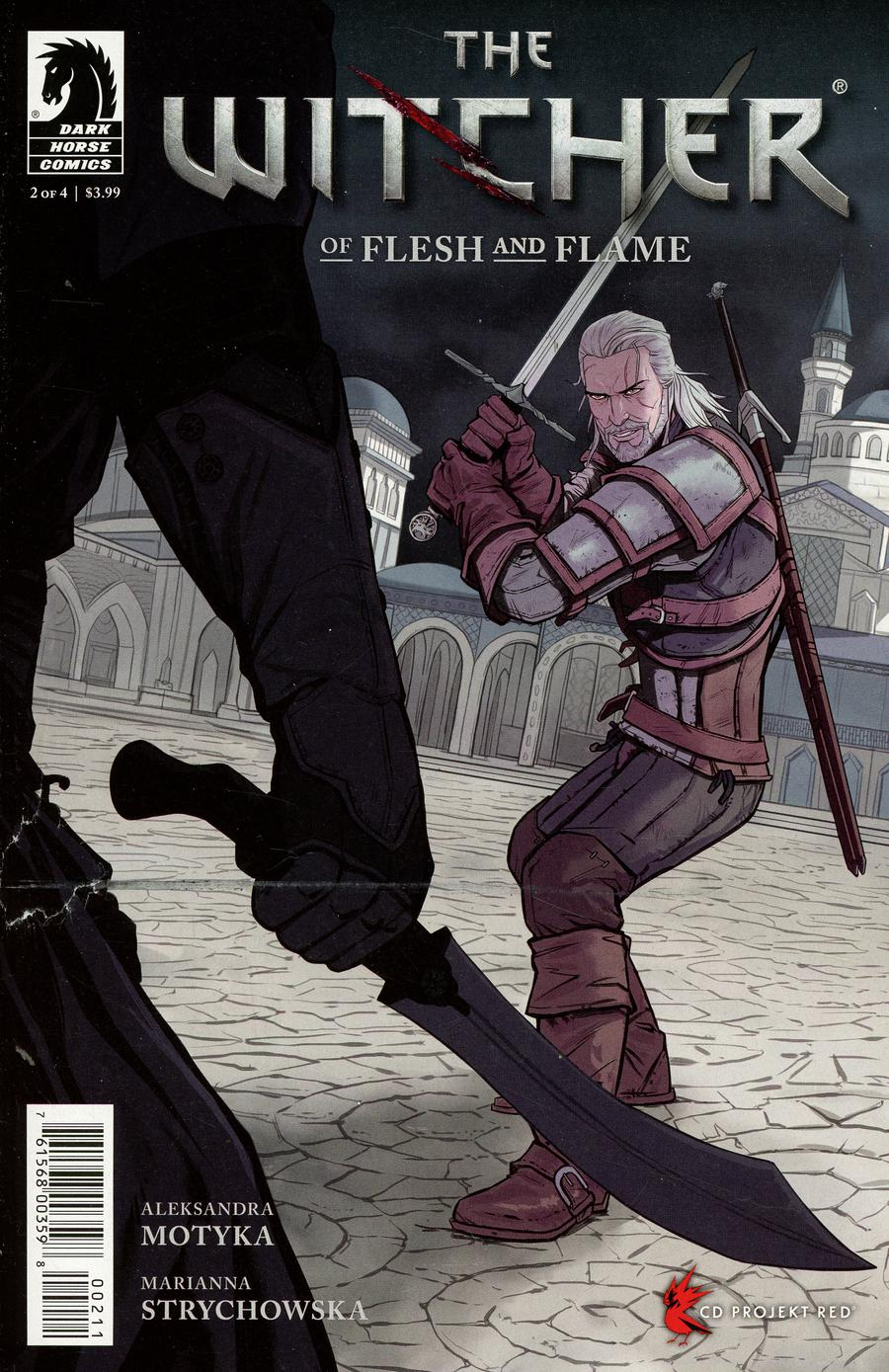 Witcher of Flesh & Flame #2