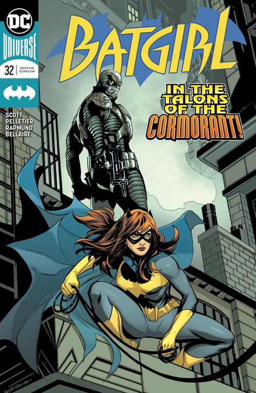 Batgirl #32 - State of Comics
