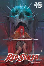 Red Sonja #1 - State of Comics