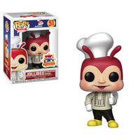 POP AD Icons Jollibee in Philippine Barong Funko POP