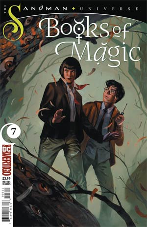 Sandman Universe Books of Magic #7