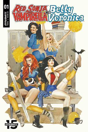 Red Sonja And Vampirella Meet Betty And Veronica #1 - State of Comics