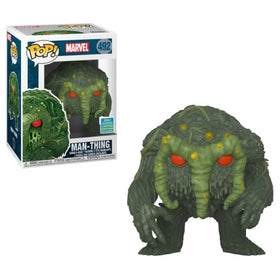 POP Marvel Man-Thing SDCC Exclusive Funko POP