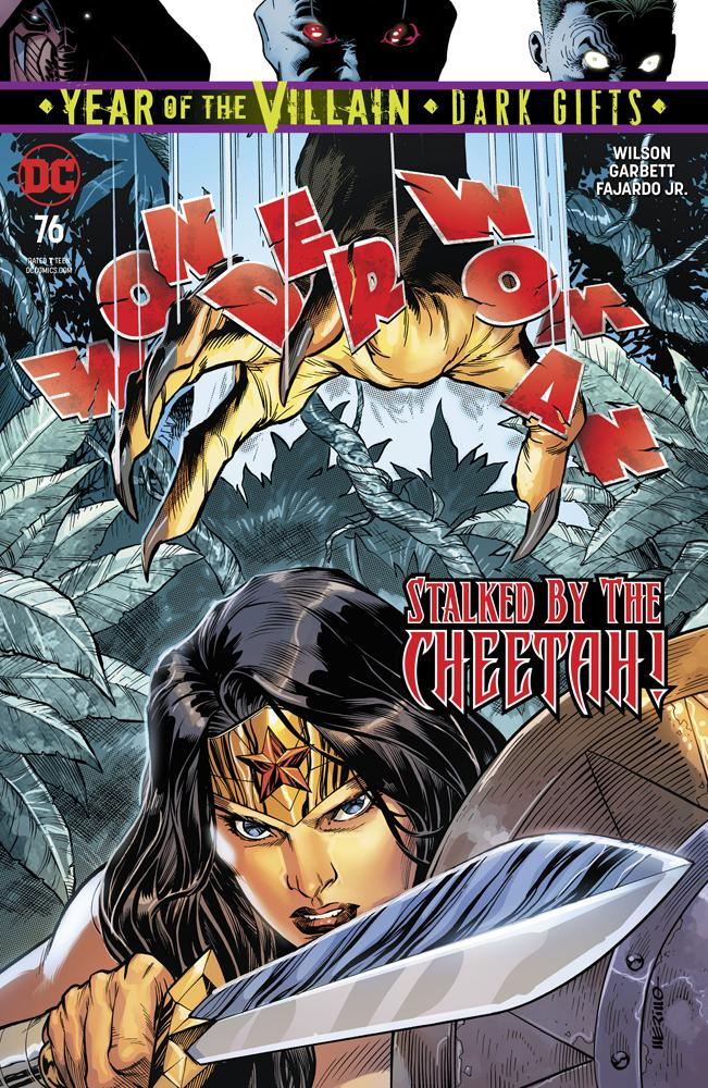 Wonder Woman #76 YOTV Dark Gifts