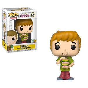 POP Animation Scooby Doo Shaggy Funko POP