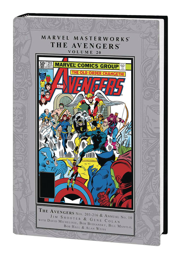 Marvel Masterworks HC Vol 01 The Avengers - State of Comics