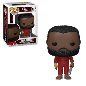 POP! Movies Us Abraham Funko POP (Damaged 8/10)