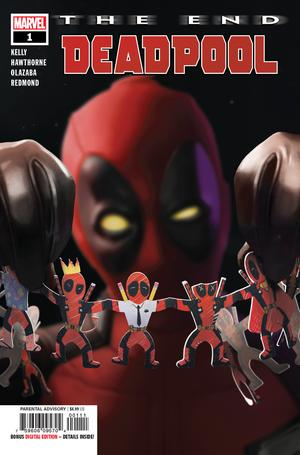 Deadpool The End #1 - State of Comics
