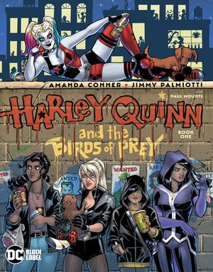 Harley Quinn and the Birds of Prey #1 (of 4)