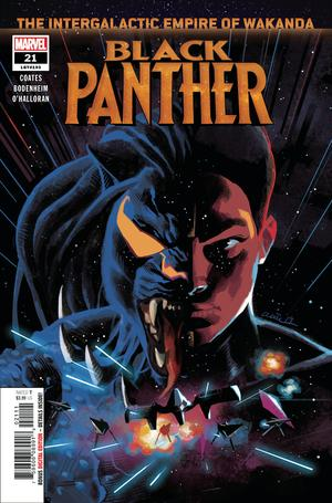 Black Panther #21 - State of Comics