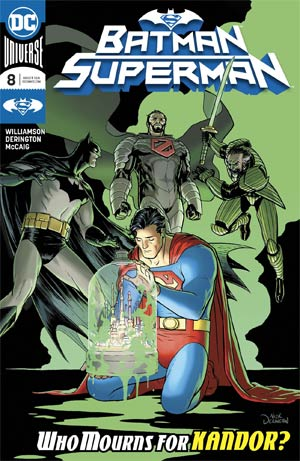 Batman Superman #8 - State of Comics