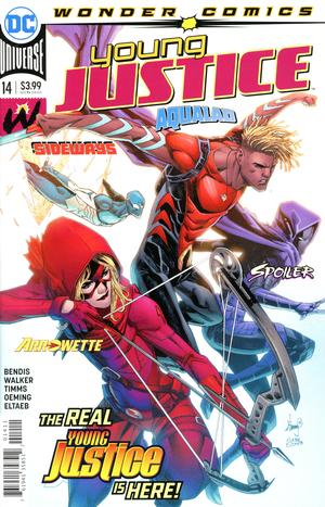 Young Justice #14 - State of Comics