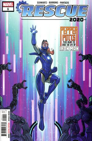 2020 Rescue #1 (of 2) - State of Comics