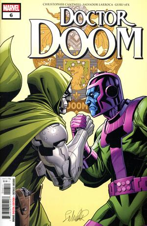Doctor Doom #6 - State of Comics