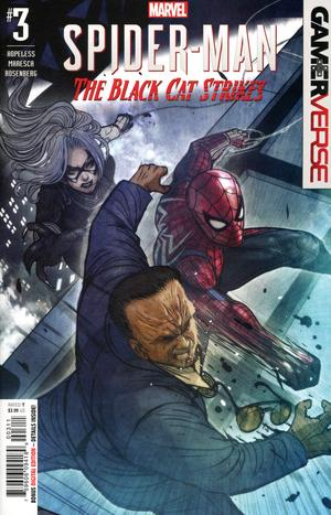 Marvels Spider-Man Black Cat Strikes #3 (of 5) - State of Comics