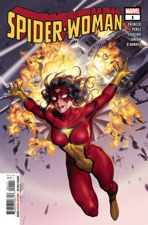 Spider-Woman #1  Yoon Classic Var