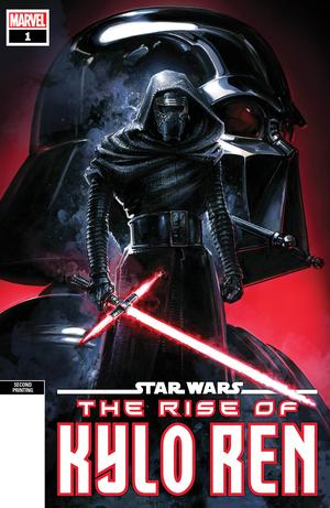 Star Wars Rise of Kylo Ren #1 (of 4) 2nd Ptg