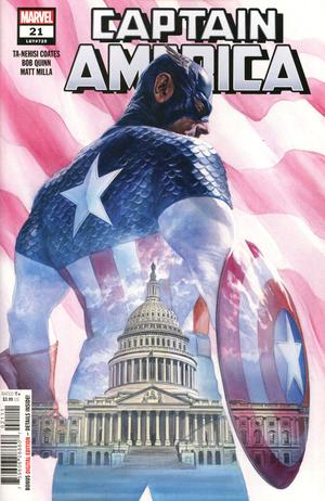 Captain America #21 - State of Comics