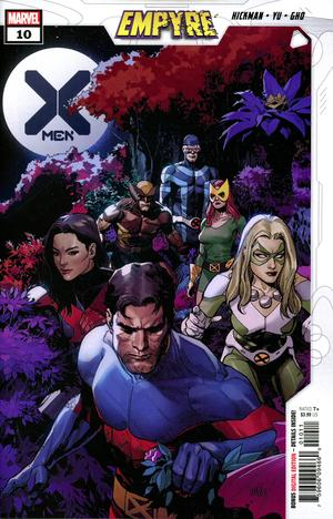 X-Men #10 Emp - State of Comics