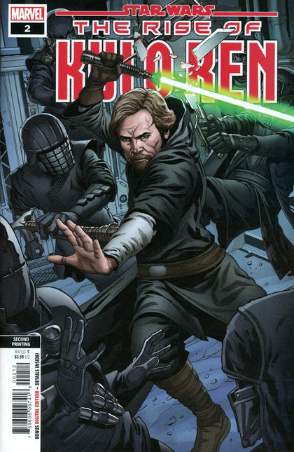 Star Wars Rise of Kylo Ren #2 (of 4) 2nd Ptg