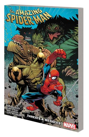 Amazing Spider-Man By Nick Spencer Vol 8 Threats & Menaces TP - State of Comics
