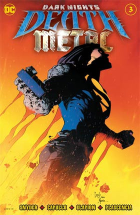 Dark Nights Death Metal #3 (Of 6)