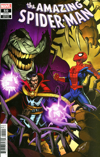 Amazing Spider-Man #50 Bagley Var - State of Comics