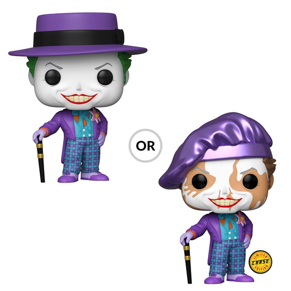 POP! DC Heroes Batman 1989 Joker Funko POP - State of Comics
