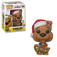 POP Animation Scooby Doo Holiday Funko POP