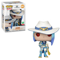 POP Games Overwatch Ashe Winter Funko POP