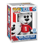 POP Ad Icons Icee Polar Bear Funko POP