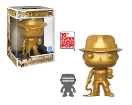 "POP! Movies Indiana Jones Gold 10"" Funko POP"