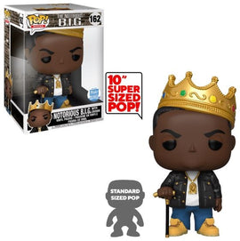 "POP! Rocks Notorious BIG 10"" Funko POP"