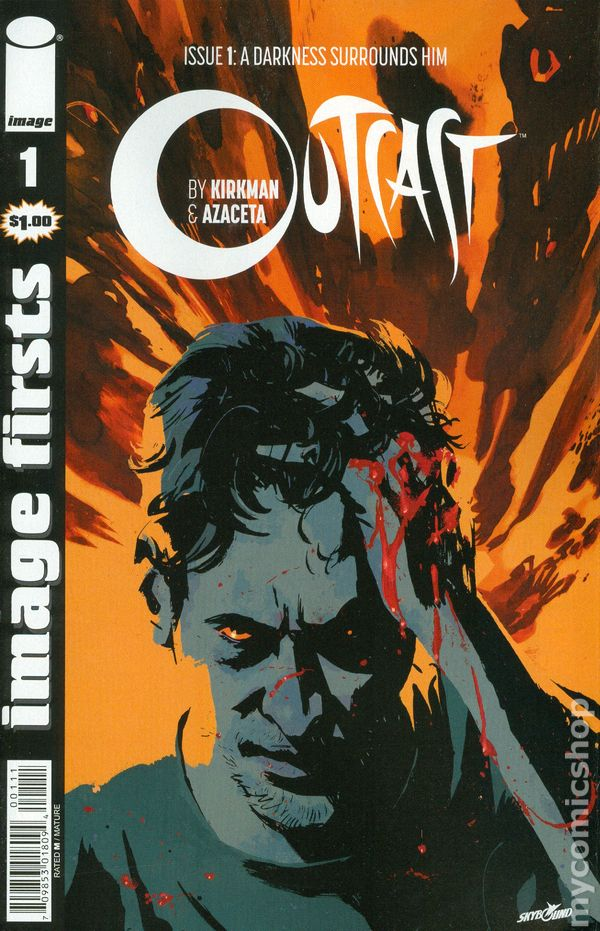 Outcast #1 (Image Firsts)