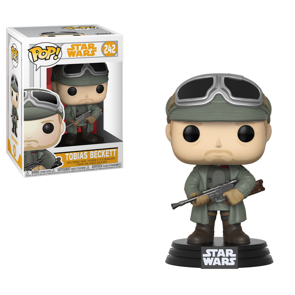 POP! Star Wars - Solo - Tobias Beckett - State of Comics