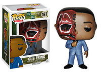 POP Television Breaking Bad Gus Fring Funko POP (Damaged 8/10)