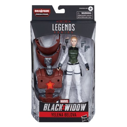 Black Widow Marvel Legends 6-Inch Yelena Bolova Action Figure - April 2020 - State of Comics