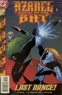 Azrael Agent of the Bat #55 (1999)