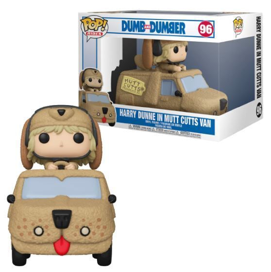 POP! Movies Dumb & Dumber Harry Dunne in Mutt Cutts Van Funko POP - State of Comics